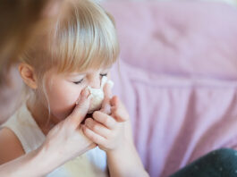 How to Treat a Cold in a Toddler